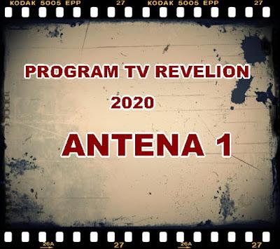 ce vedem de revelion 2020 la antena 1