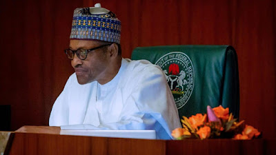 How President Buhari's ''speech'' for Monday's broadcast leaked on social media before his address