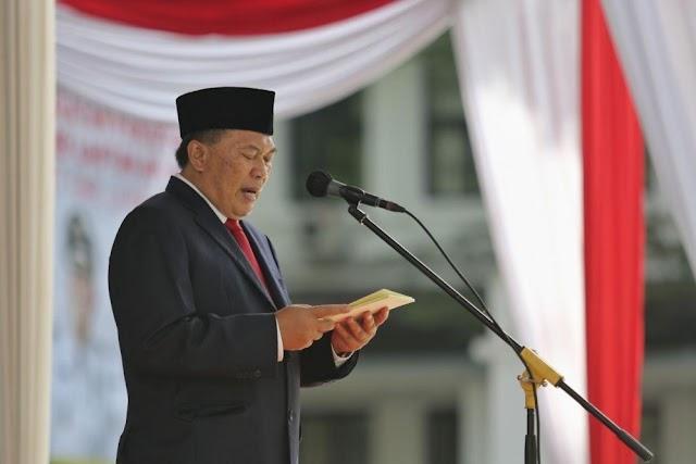 Peringati BLA, Wali Kota Bandung Ajak Masyarakat Perang Melawan Covid-19  Bersenjatakan Vaksin dan Patuhi Prokes 3M