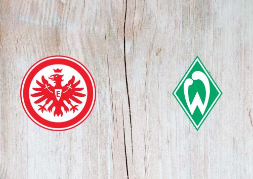 Eintracht Frankfurt vs Werder Bremen -Highlights 31 October 2020