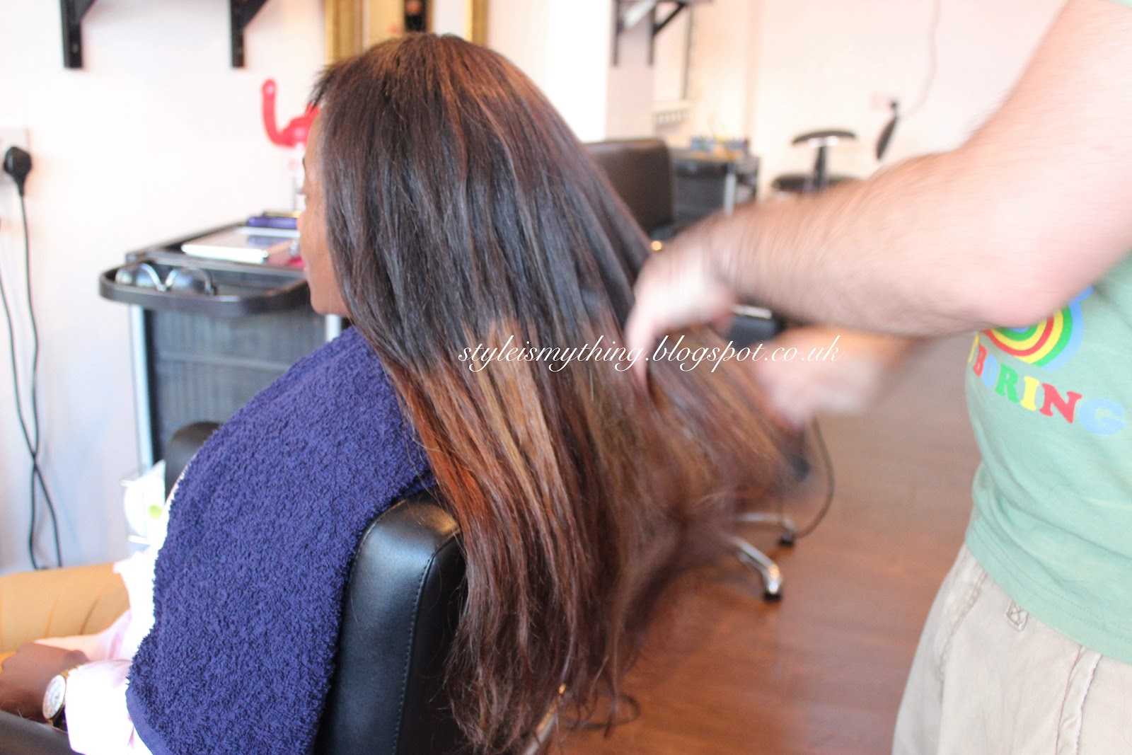 """Brazilian Knots hair Extensions """" 