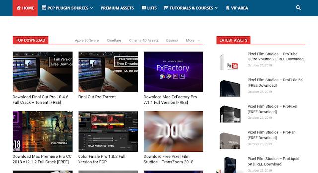 Tổng hợp một số trang tải tài nguyên trực tuyến hữu ích