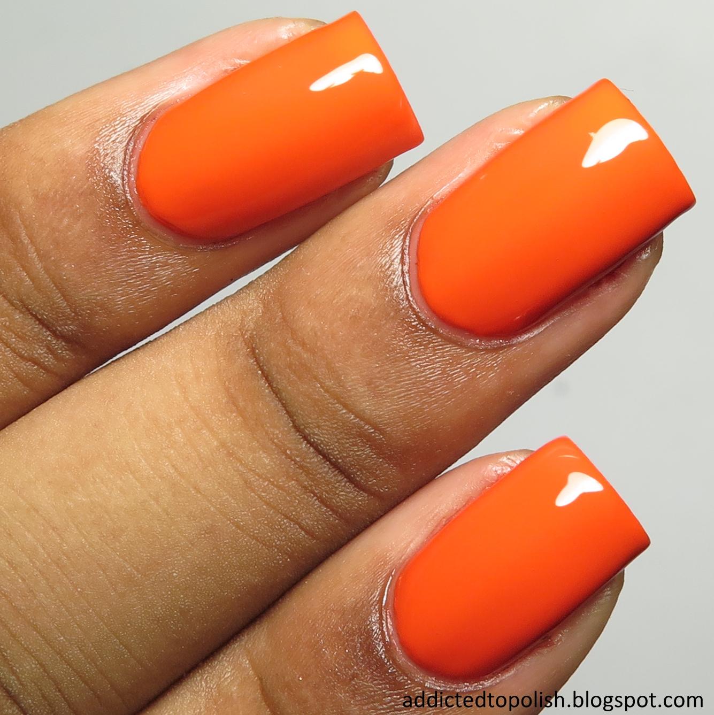 Addicted to Polish: LOOK Nail Color Fall 2015