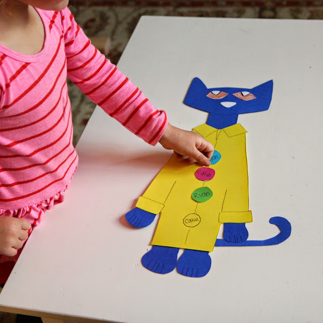 Cat Craft Toddler Construction Paper