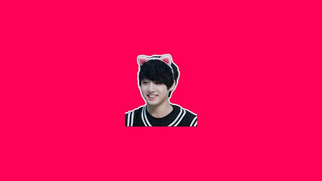 Stiker WA BTS Kpop