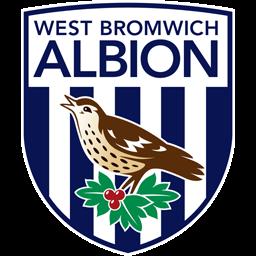 West Bromwich Albion F.C. logo 256 x 256