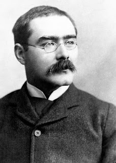Rudyard Kipling photographié par John Palmer