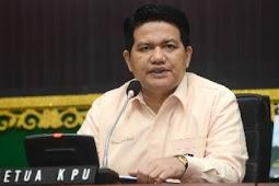 Sosialisasi Ketua KPU RI di Pemilukada Calon Tunggal  Kabupaten Blitar Tahun 2015