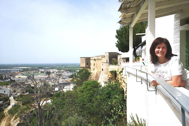 Castello medioevale e bed and brakfast Santa Marina a Massafra