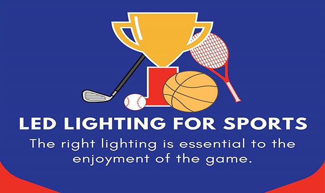 LED Lighting for Sport