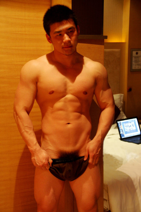Handsome Male Muscle 37
