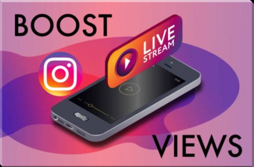 Get More Instagram Live Stream Views