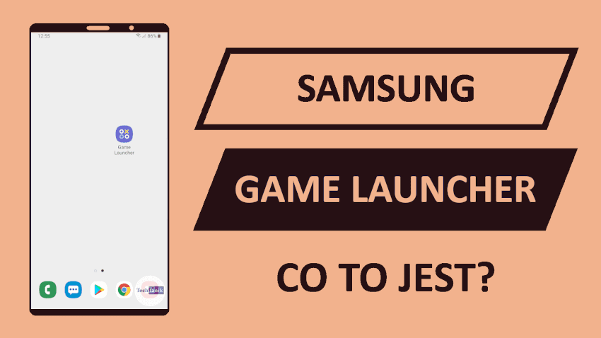 Co to jest Samsung Game Launcher?