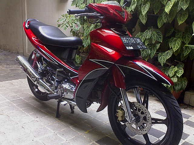 Modification: Yamaha Jupiter Z