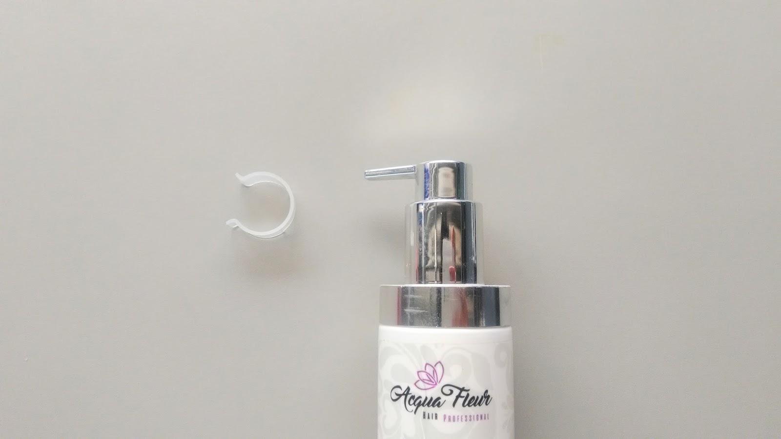 creme de nutrição hydra hair acqua fleur