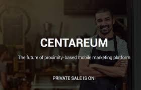 Centareum ICO Alert, Blockchain, Cryptocurrency