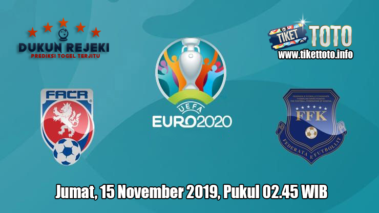 Prediksi Euro Qualification Republik Ceko VS Kosovo 15 November 2019