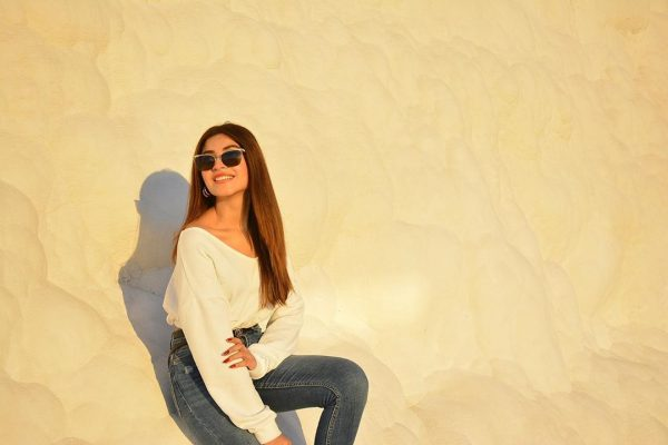 Kinza Hashmi New Pictures from Turkey