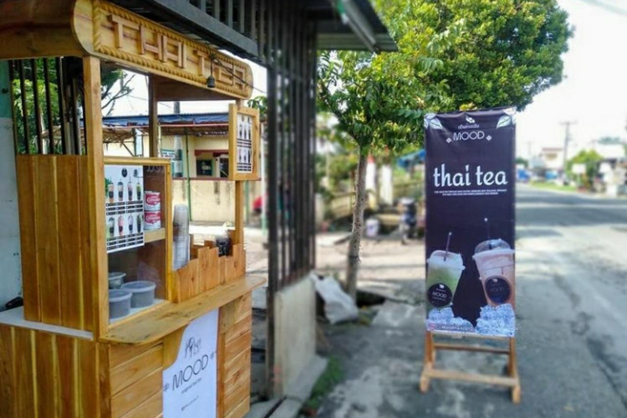 thai tea peluang usaha minuman kekinian