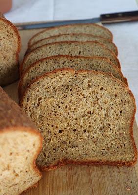 Pan de molde low carb