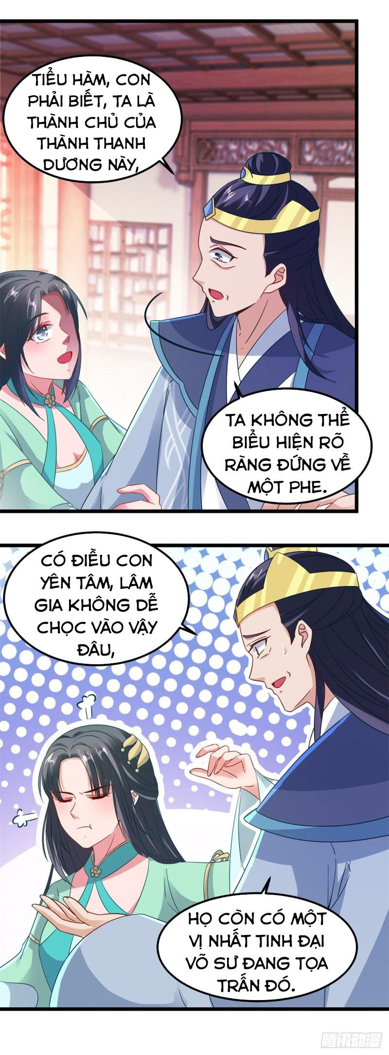 Thần Hồn Võ Đế chap 106 - Trang 9