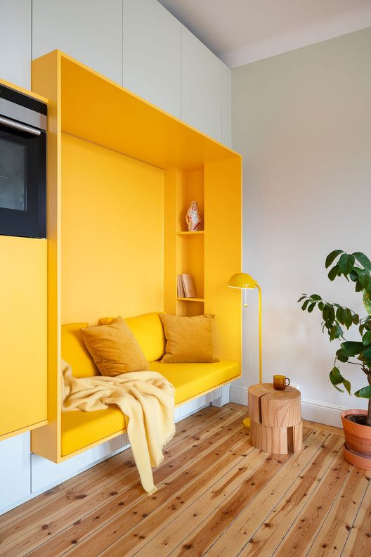 Bright Home Decor That Make Your Place Look Cool