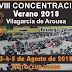 🏃 Concentración Motera Verano 2018 | 3-5ago