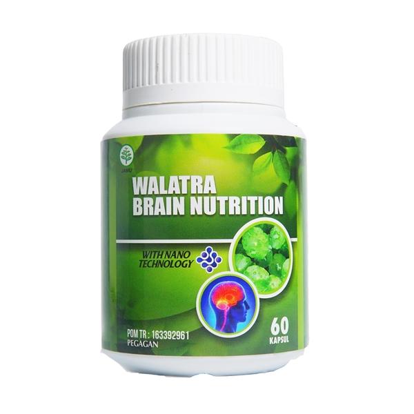 Cara Pesan Walatra Brain Nutrition Kapsul
