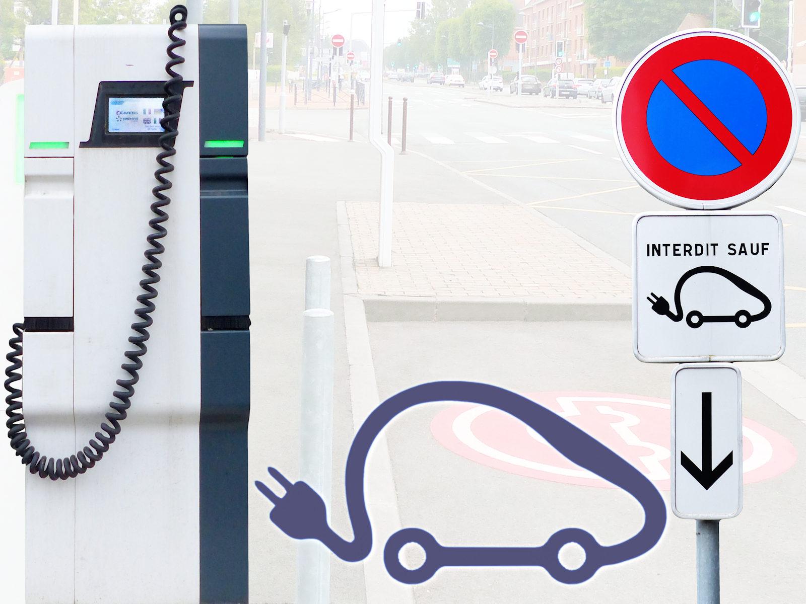 Citiz Autopartage Tourcoing - Union LMH électrique