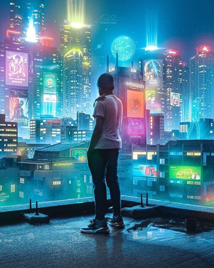 10-Bright-lights-of-the-city-Benny-Productions-www-designstack-co