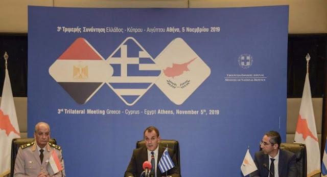 Chipre, Grecia y Egipto condenan acciones de Turquía