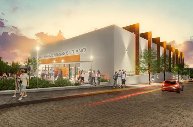 Arena Soriano - intendencia de soriano