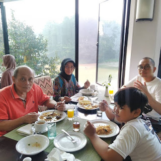 Staycation di Lido Lake Resort, Bogor