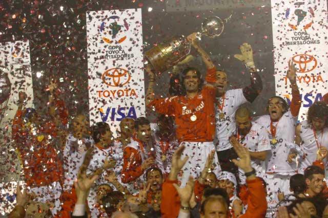 Esquadrão Gigante: Inter Campeão da Libertadores