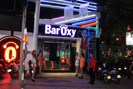 Oxy Bar in Nha Trang