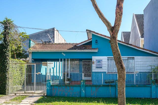 Casa na Rua Eduardo Geronasso