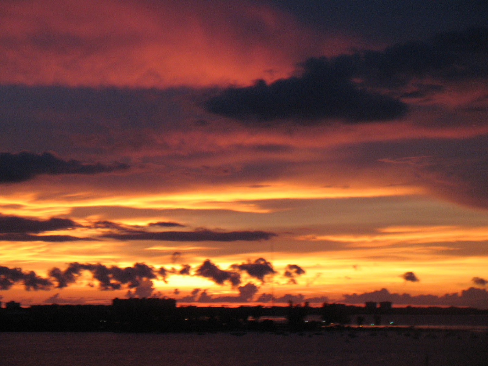 Liquidsummer The Most Amazing Sunset