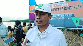 Kepala Dinas Perikanan Malra Nicodemus Ubro (Foto:GG)