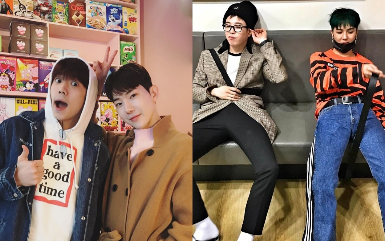Mino, P.O, Jo Kwon and Wooyoung Will Guesting on 'Knowing Brother'