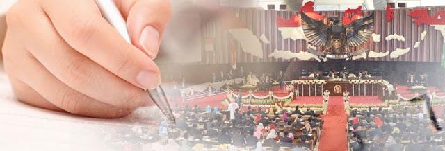 Catat, Agenda DPR RI Tanggal 13 Februari 2020