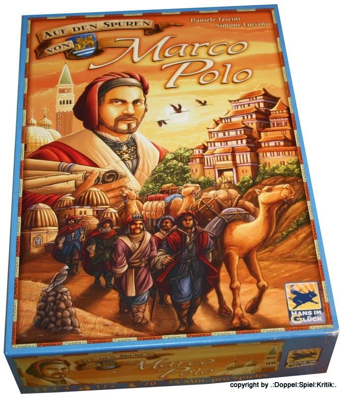 Spiel Marco Polo