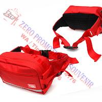 Souvenir Tas Pinggang promosi / Waist bag
