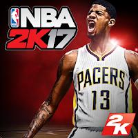 NBA 2K17 v0.0.21 MOD APK + DATA Terbaru 2016