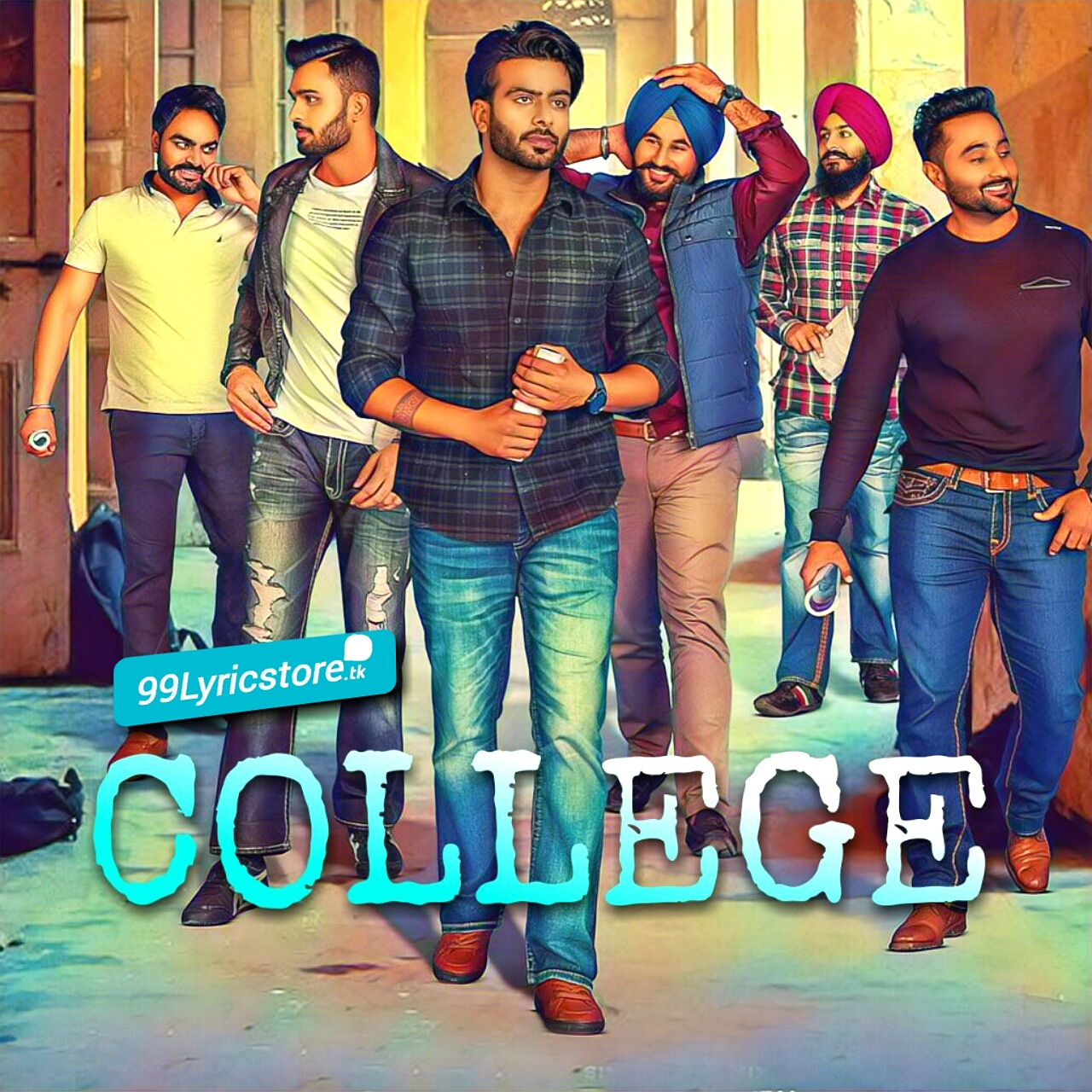 College Song Lyrics Mankirat Aulakh