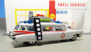 Hot Wheels hwc Ghostbusters Ecto-1
