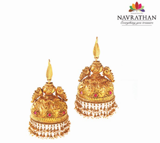 Navrathan Jewellers presents its exuberant collection of Traditional Jewellery