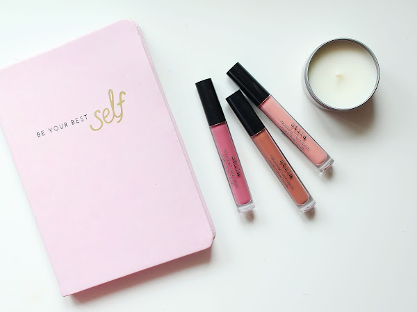 Stila Stay All Day Liquid Lipstick Collection - REVIEW & SWATCHES