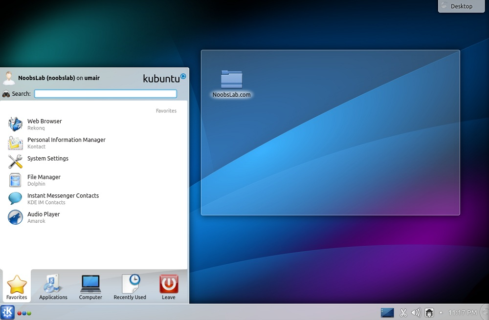 Linux Mint Animated Wallpaper Install Kde 4 10 4 In Ubuntu 13 04 12 10 12 04 Linux Mint