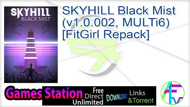 SKYHILL Black Mist (v1.0.002, MULTi6) [FitGirl Repack]