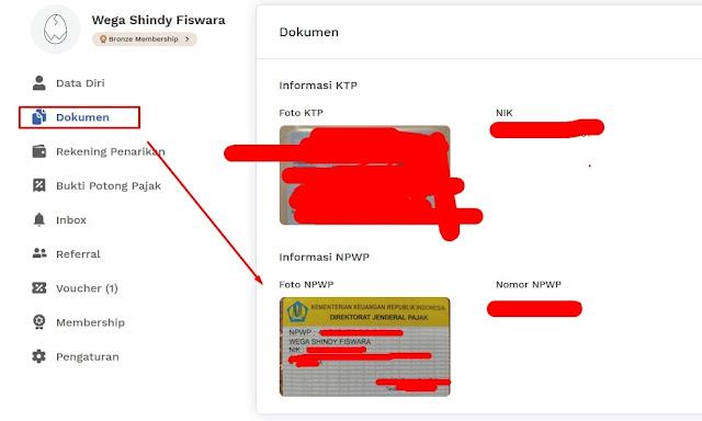 Dokumen NPWP
